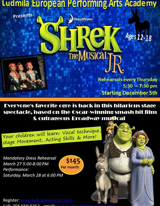 Shrek The Musical Jr. – Ludmila