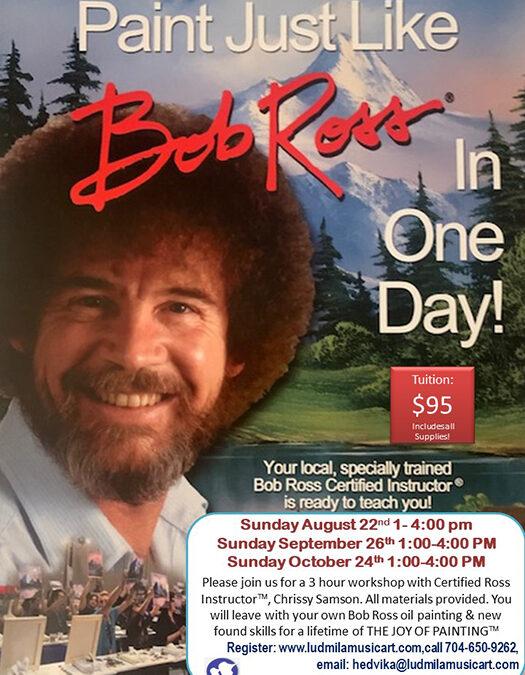 Bob Ross Class
